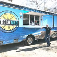 Cotswold Enters the Food Truck Frenzy