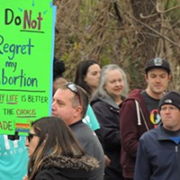 On a Small East Charlotte Street, a War is Waged on Women's Rights