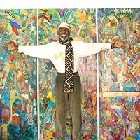 New TJ Reddy Exhibit Examines a Lifetime of Creativity
