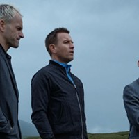 Power Rangers, Straw Dogs, T2 Trainspotting among new home entertainment titles