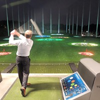 Drinking and Driving: A Night at Topgolf