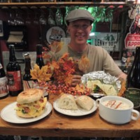 Common Market Offers Up a Haven for the Wayward on Thanksgiving