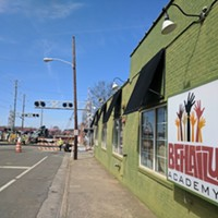 Behailu Academy Students Hope to Enjoy the Light Rail, Until They Can't Anymore