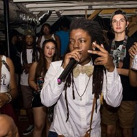 Listen Up: LaLa Specific Jumps in the Cypher on 'Local Vibes'