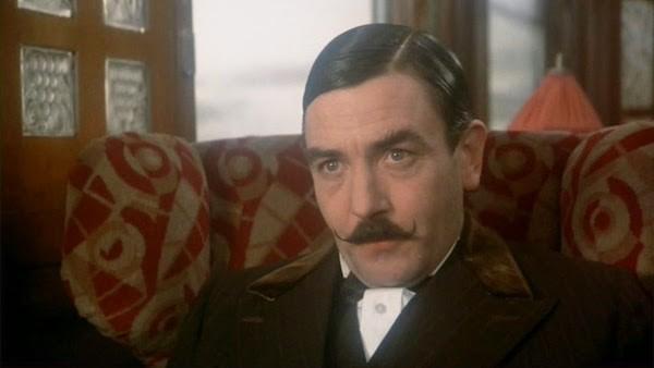 Albert Finney in Murder on the Orient Express (Photo: Paramount)