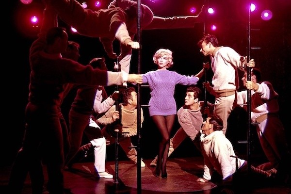 Marilyn Monroe in Let's Make Love (Photo: Twilight Time)