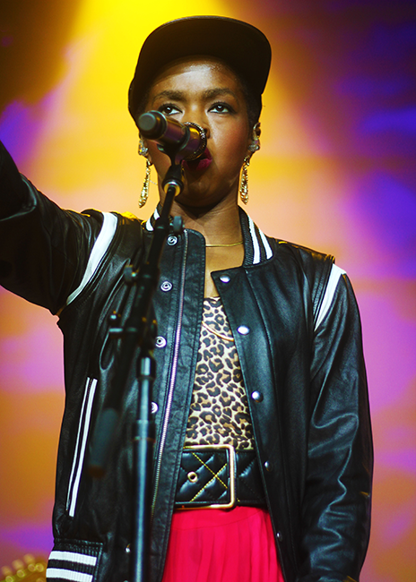Lauryn Hill (Photo courtesy of The Come Up Show)