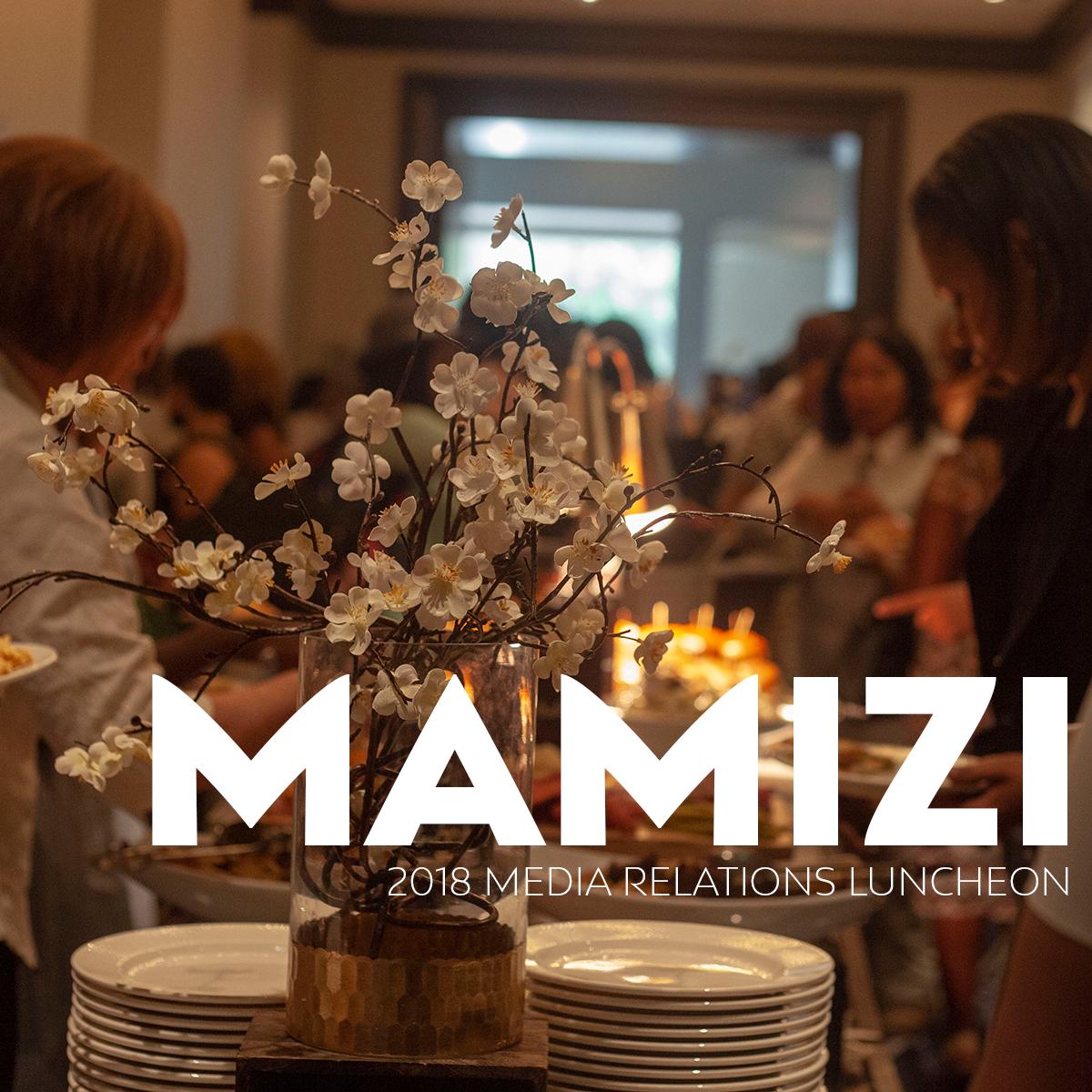 Mamizi Media Relations Luncheon | Ruth\'s Chris Steak House ...