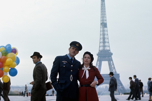 John Beck and Marie-France Pisier in The Other Side of Midnight (Photo: Twilight Time)