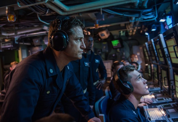 Gerard Butler in Hunter Killer (Photo: Lionsgate)
