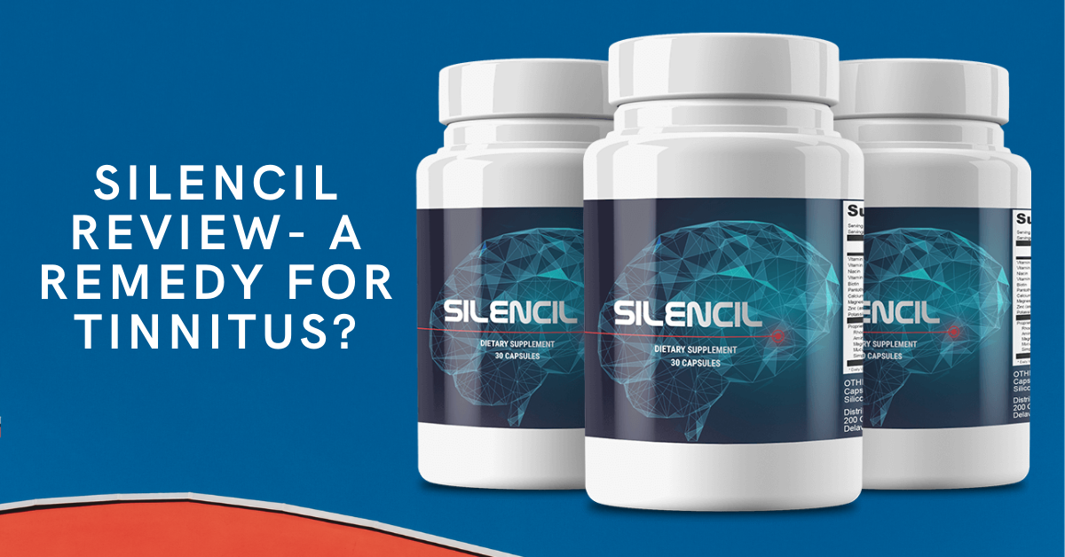 Silencil Reviews - Ingredients in Silencil Supplement Really Work? | World  | Creative Loafing Charlotte