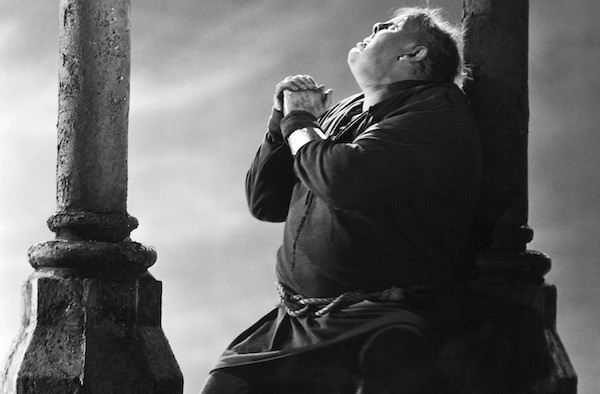 Charles Laughton in The Hunchback of Notre Dame (Photo: Warner Bros.)
