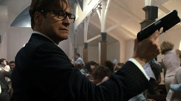 Colin Firth in Kingsman: The Secret Service (Photo: Fox)