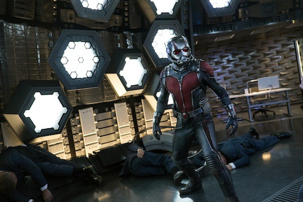 Paul Rudd as Ant-Man (Photo: Marvel & Disney)