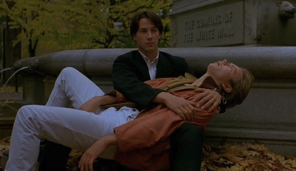 River Phoenix and Keanu Reeves in My Own Private Idaho (Photo: Criterion)