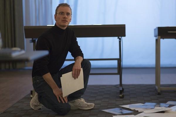 Michael Fassbender as Steve Jobs (Photo: Universal)
