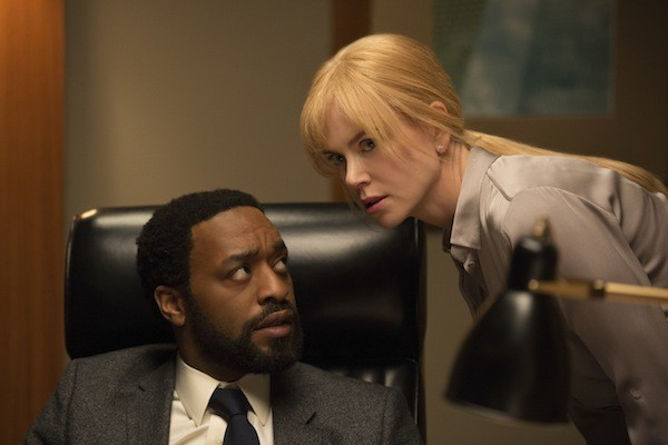 Chiwetel Ejiofor and Nicole Kidman in Secret In Their Eyes (Photo: STX Entertainment)