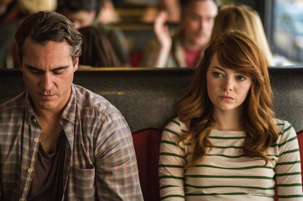 Joaquin Phoenix and Emma Stone in Irrational Man (Photo: Sony Pictures Classics)