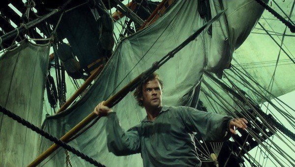 Chris Hemsworth in In the Heart of the Sea (Photo: Warner Bros.)