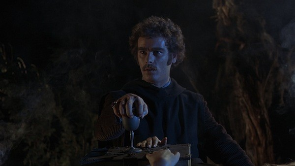 Dean Stockwell in The Dunwich Horror (Photo: Shout! Factory & MGM)