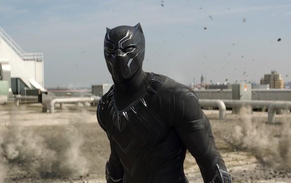 Chadwick Boseman as the Black Panther (Photo: Marvel & Disney)