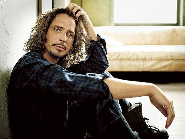 Chris Cornell performs at Belk Theater on June 20. (Photo by Jeff Lipsky)