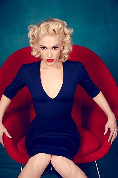 Gwen Stefani (Photo by Jamie Nelson)