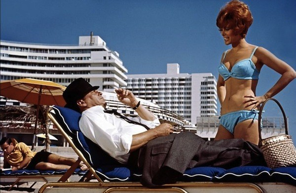 Frank Sinatra and Jill St. John in Tony Rome (Photo: Twilight Time)