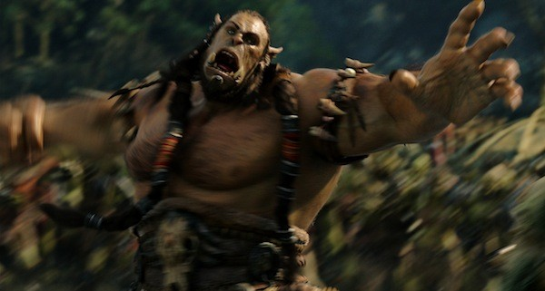Toby Kebbell in Warcraft (Photo: Universal)