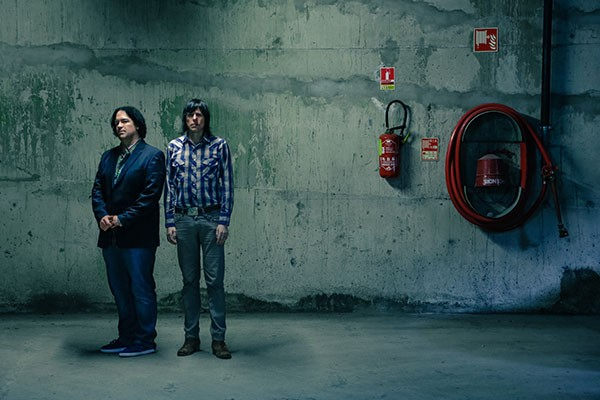 The Posies perform a pop-up show in Charlotte on Oct. 7.