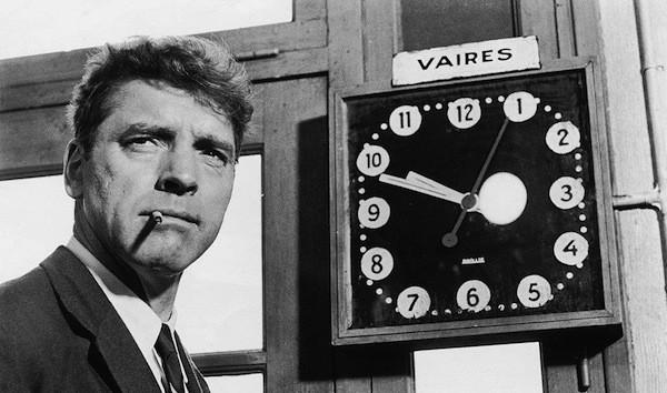 Burt Lancaster in The Train (Photo: Twilight Time)