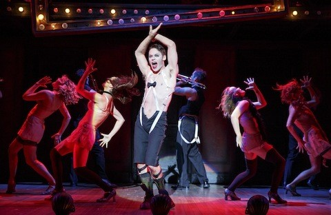 Cabaret (Photo by Joan Marcus)