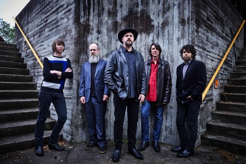 Drive-By Truckers perform at The Fillmore on Nov. 12.
