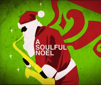 On Q's A Soulful Noel cd