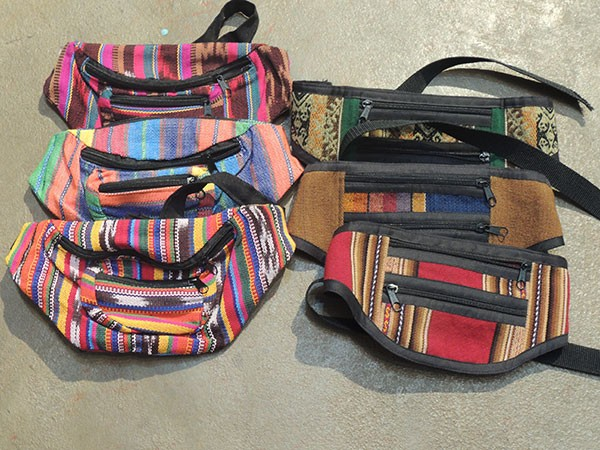 Fanny Packs at Pura Vida Worldly Art