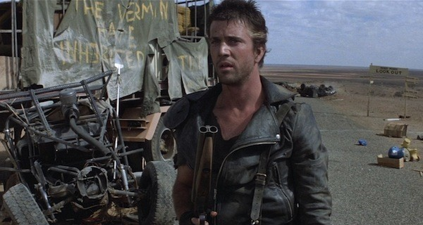 Mel Gibson in The Road Warrior (Photo: Warner)