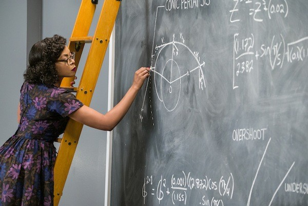 Taraji P. Henson in Hidden Figures (Photo: Fox)