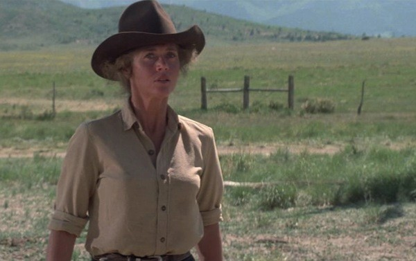 Jane Fonda in Comes a Horseman (Photo: Twilight Time)