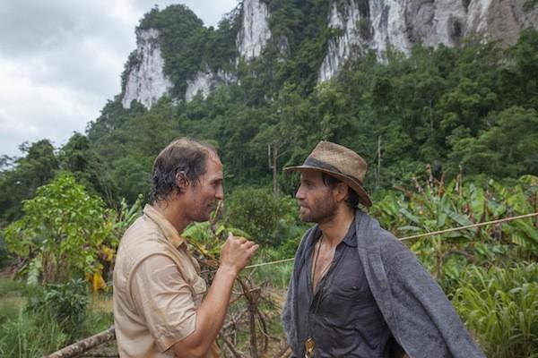 Matthew McConaughey and Édgar Ramírez in Gold (Photo: The Weinstein Co.)