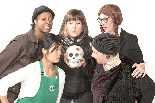 Women Playing Hamlet.