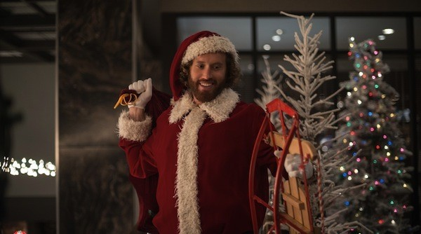 T.J. Miller in Office Christmas Party (Photo: Paramount & DreamWorks)