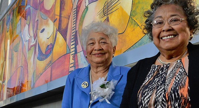 Dr. Mary T. Harper and Dr. Bertha Maxwell Roddey conceived what eventually became  Charlotte's Afro-American Cultural Center