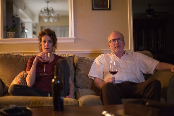 Debra Winger and Tracy Letts in The Lovers (Photo: A24)
