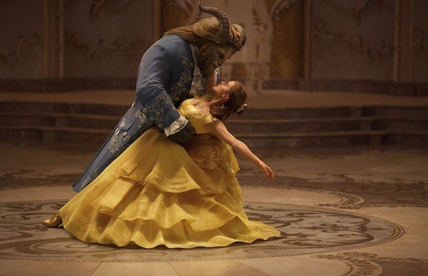 Dan Stevens and Emma Watson in Beauty and the Beast (Photo: Disney)