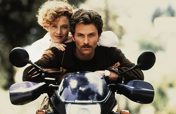 Penelope Ann Miller and Tim Daly in Year of the Comet (Photo: Twilight Time)