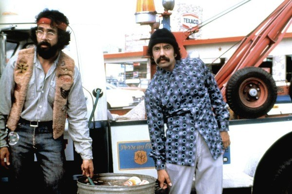 Tommy Chong and Cheech Marin in Cheech and Chong's Next Movie (Photo: Shout! Factory)