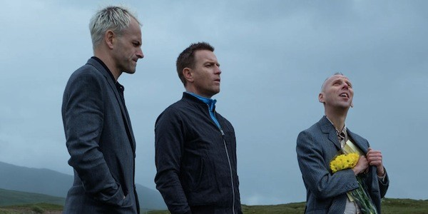 Jonny Lee Miller, Ewan McGregor and Ewen Bremner in T2 Trainspotting (Photo: TriStar)