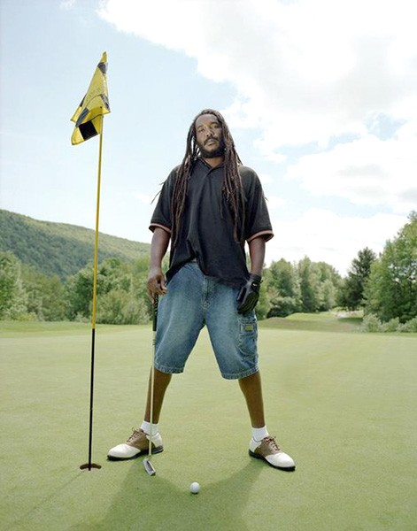 Bad Brains' Darryl Jenifer may be the hippest golfer on the planet.