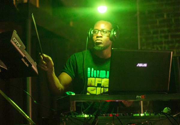 Photo of DJ Kato courtesy of Afropop!