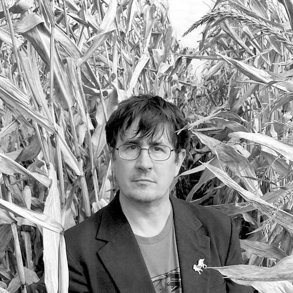 John Darnielle of The Mountain Goats. (Photo courtesy of Brandon Eggleston)
